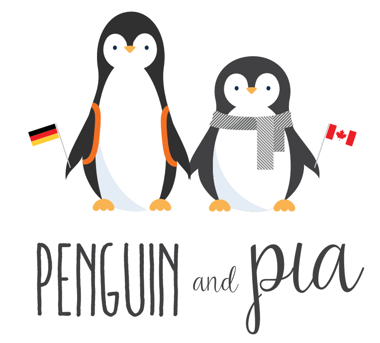 Penguin and Pia