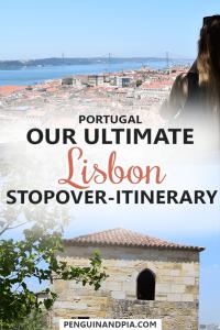 Lisbon Stopover Itinerary