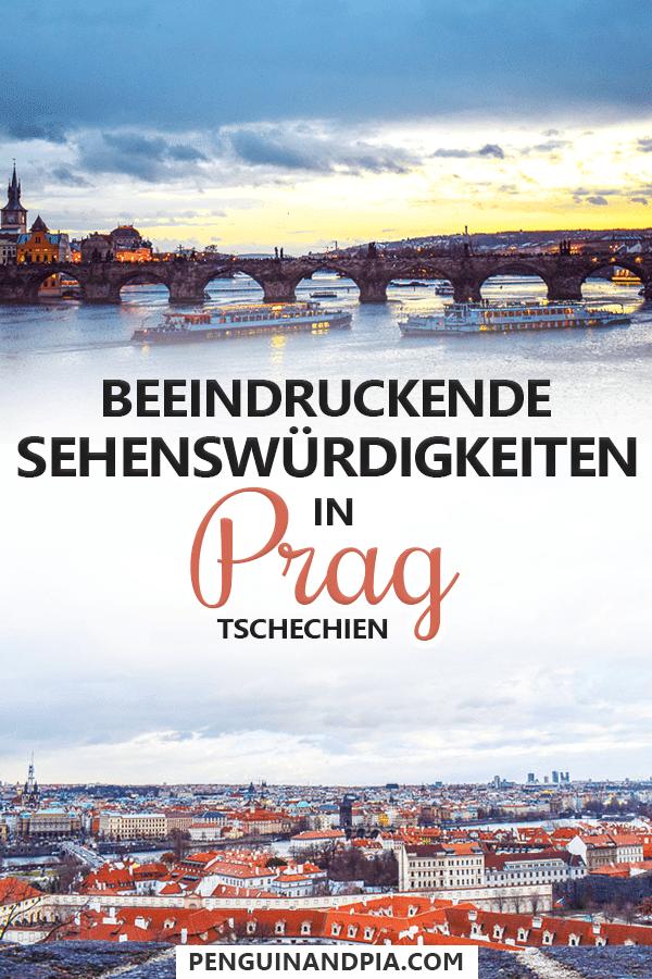 Sehenswürdigkeiten in Prag Tschechien