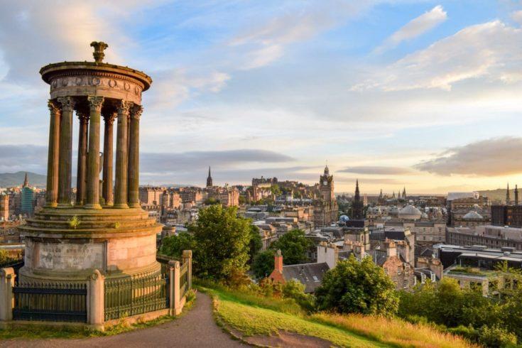 Die besten Unterkünfte in Edinburgh für jedes Budget