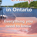 Renting a Cottage in Ontario, Kanada - Everything you need to know