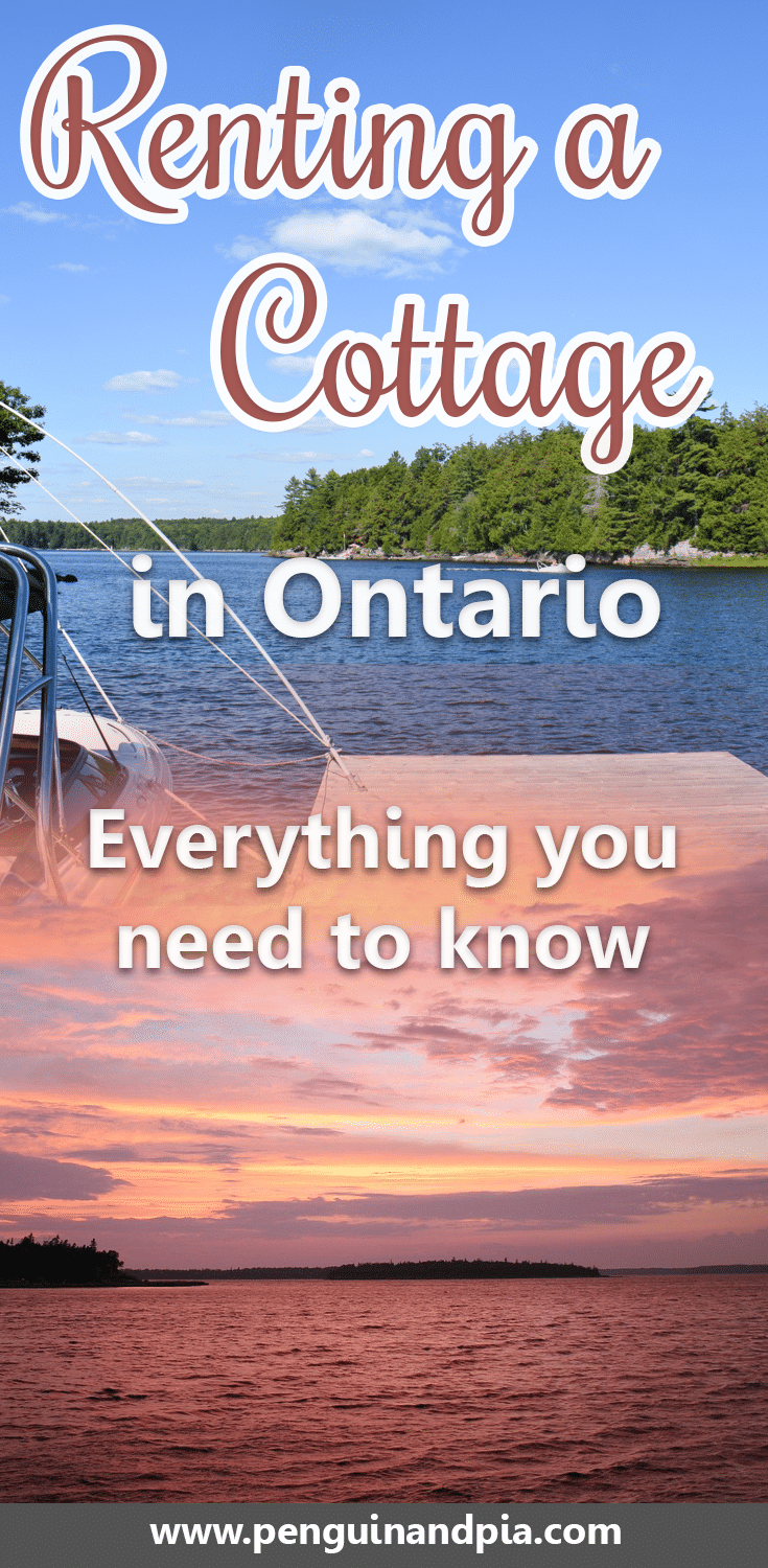 Renting a Cottage in Ontario, Canada - Everything you need to know