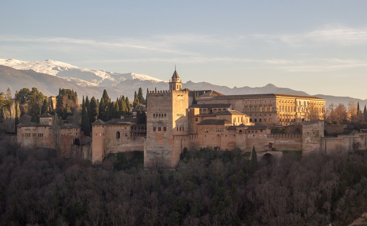 Top Attractions in Spain Alhambra Granada
