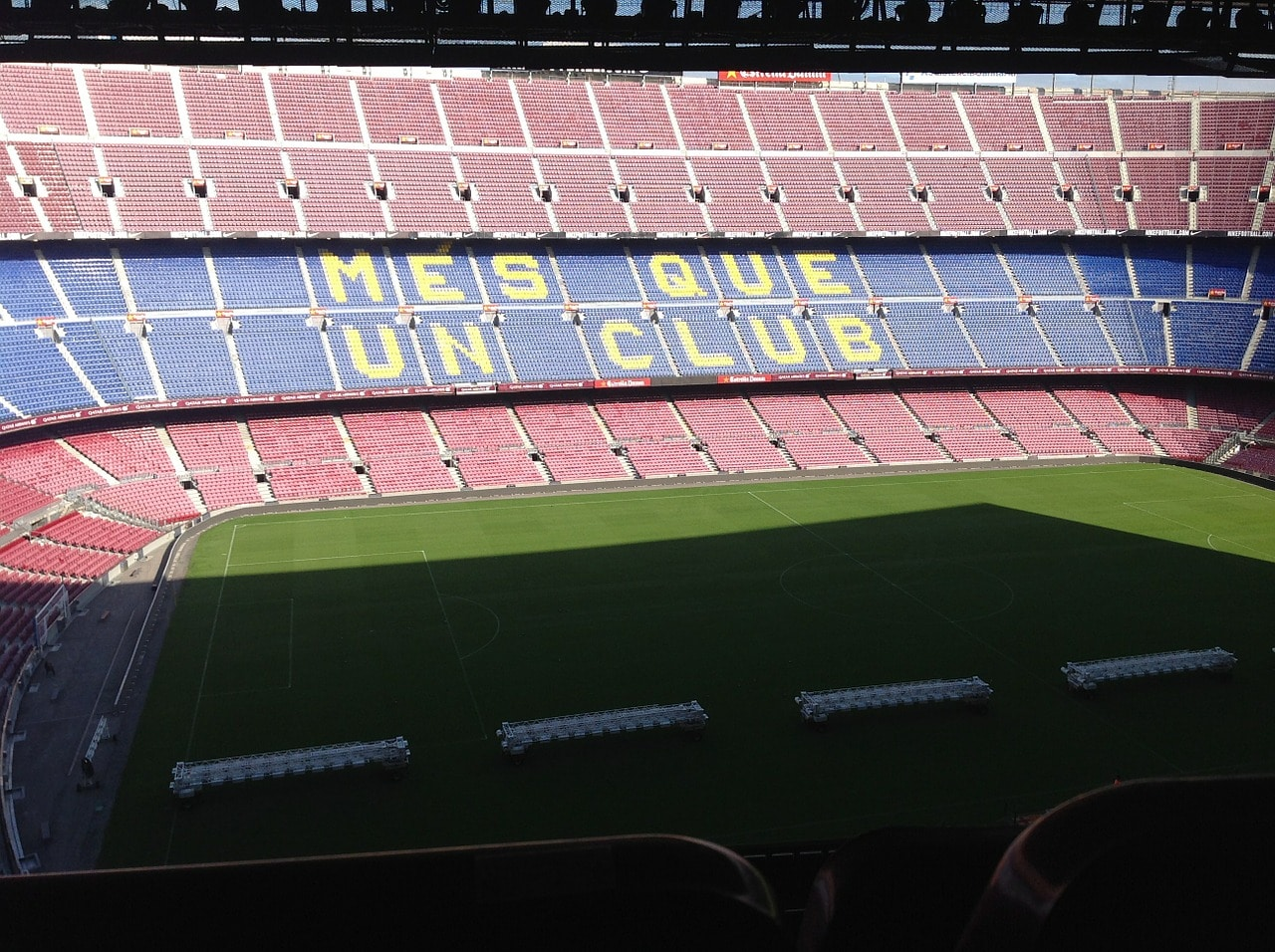 Top Attractions in Spain Camp Nou Barcelona