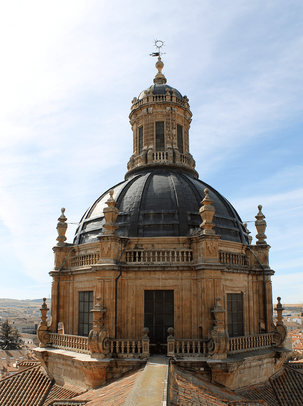 Top Attractions in Spain Salamanca Towers
