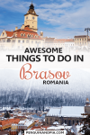 Amazing Things to Do in Brasov Romania