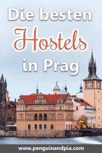 Die besten Hostels in Prag, Tschechien