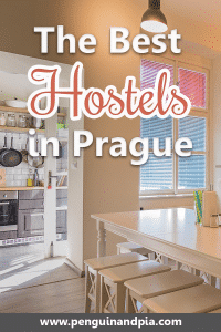 The Best Hostels in Prague, Czech Republic