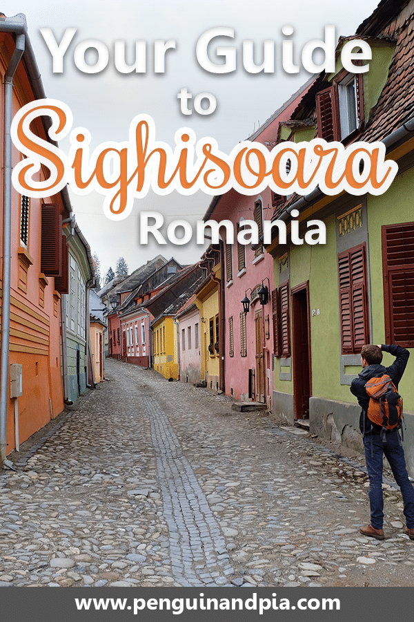Your Guide to Sighisoara Romania
