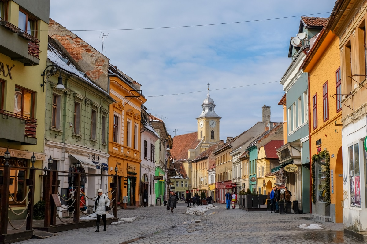 Where To Stay in Brasov: Hotels for All Budgets