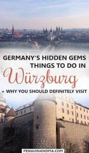 Germany's Hidden Gems Things to Do in Würzburg
