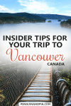 Insider Tips for Vancouver Canada