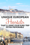 Unique Hostels in Europe
