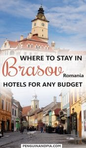 Where to Stay in Brasov, Romania Hotels for any Budget