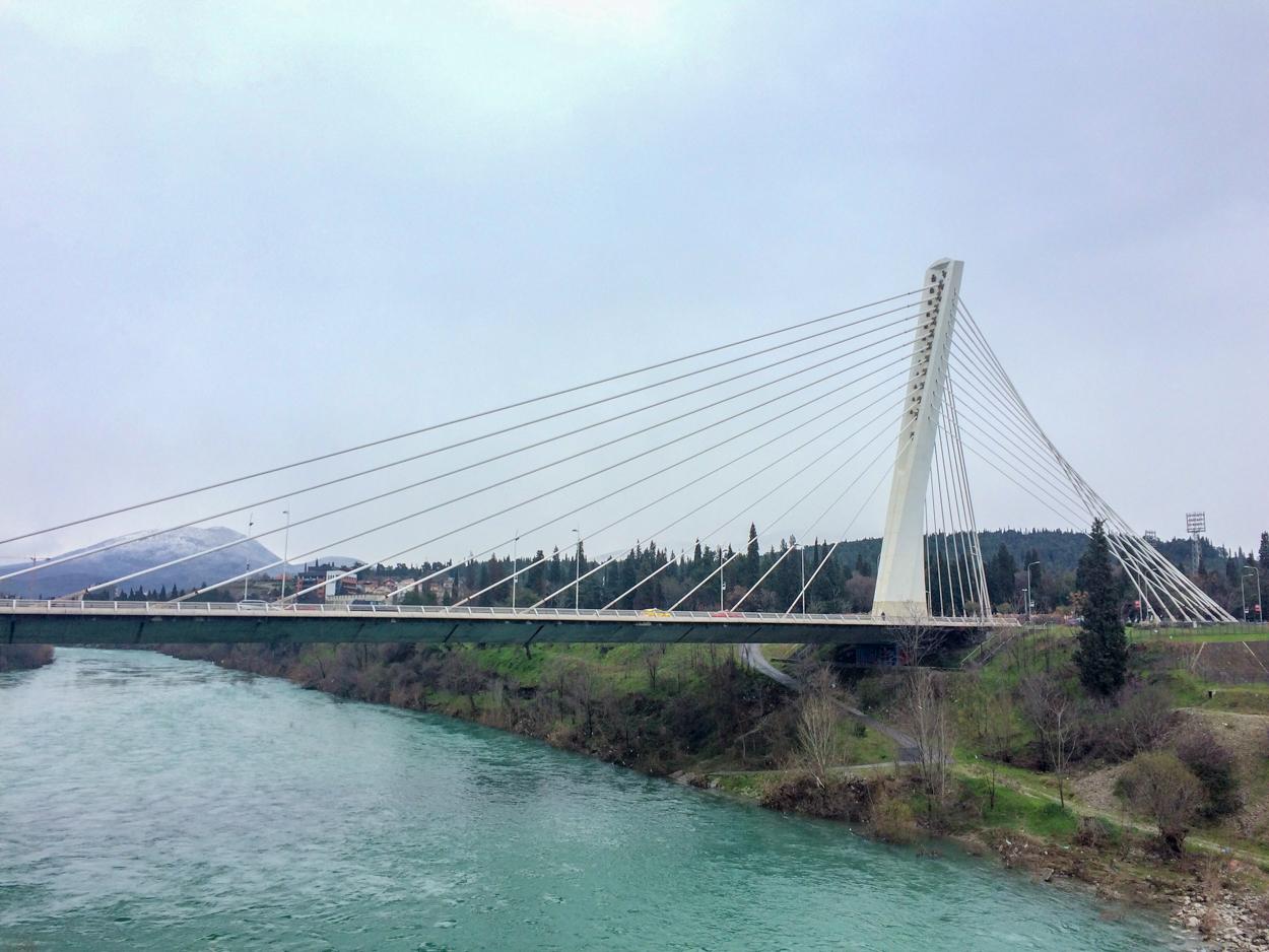 Podgorica, Montenegro: Warum du die Hauptstadt besuchen solltest