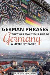 German Phrases That Make Your Trip to Germany Easier