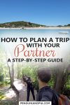 How to plan a trip with your partner