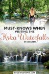 Must-Knows When Visiting Krka National Park in Croatia