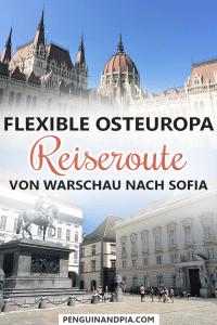 Flexible Osteuropa Rundreise von Warsaw nach Sofia