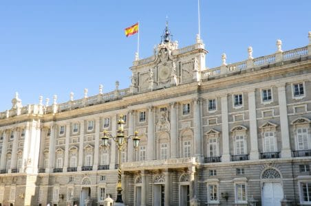 white palace in madrid things to do and see