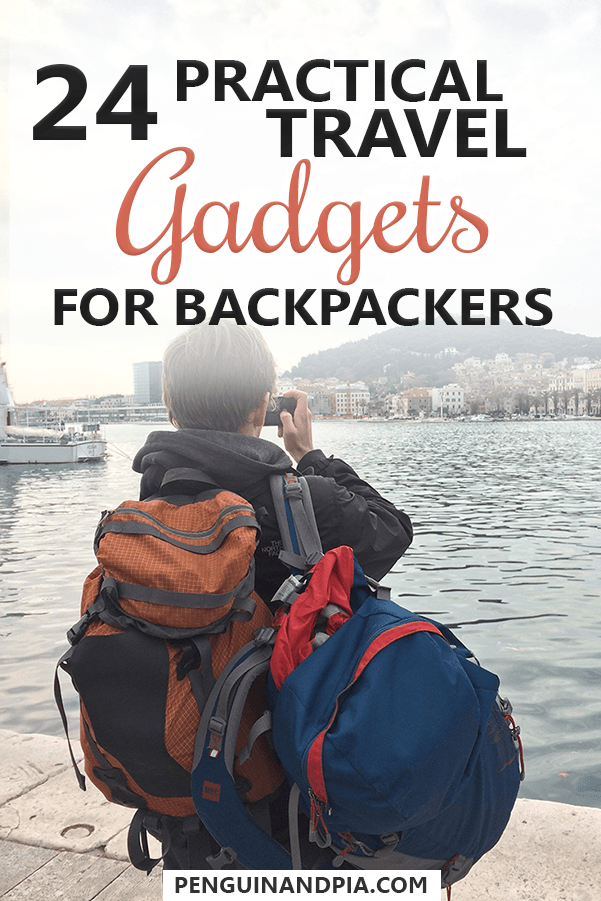 Some of the Best Travel Gadgets für Backpackers