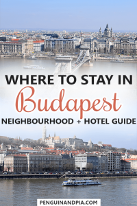 Best Areas to Stay in Budapest Neighbourhood and Hotel Guide