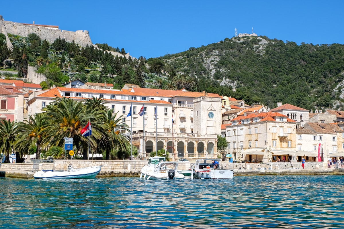 10 Of The Top Things To Do In Hvar Croatia Penguin And Pia