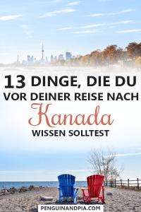 Dinge, die du vor deiner Kanada Reise wissen solltest