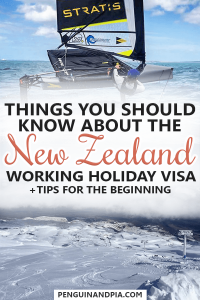 Things you should know about the New Zealand Working Holiday Visa