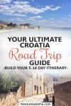 Your ultimate Croatia Road Trip Guide