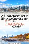 Sehenswürdigkeiten in Toronto Kanada