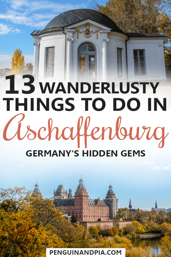 Things to Do in Aschaffenburg