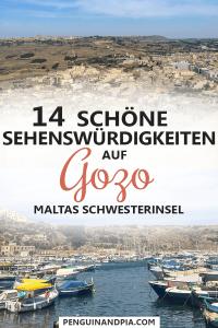 Sehenswürdigkeiten auf Gozo
