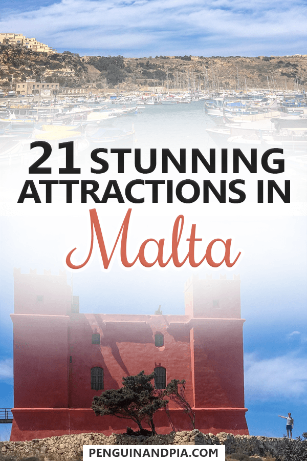 Stunning Attractions in Malta