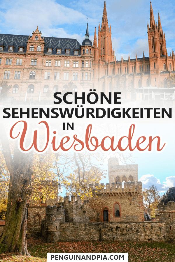 Sehenswürdigkeiten in Wiesbaden