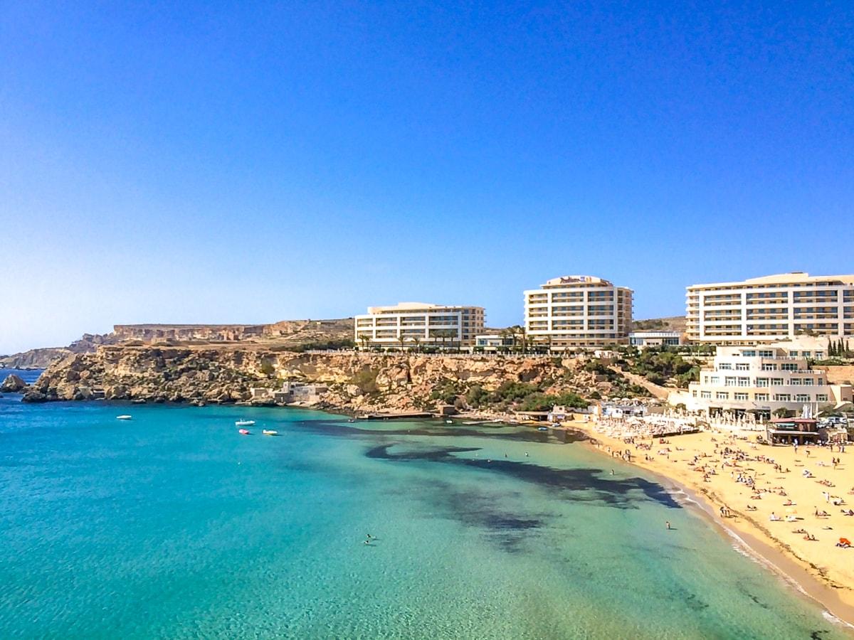 Malta Hotels Ein Hilfreicher Malta Stadte Unterkunftsguide