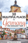 Beautiful Places in Germany Pin