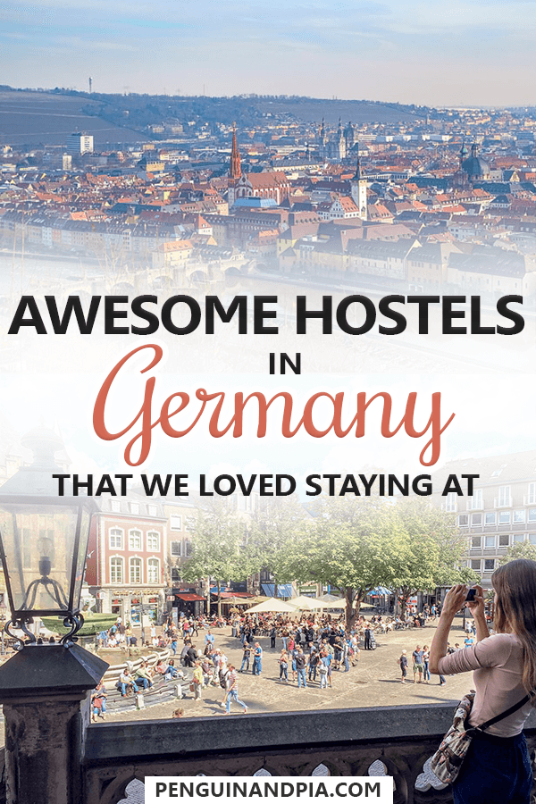Awesome Hostels In Germany