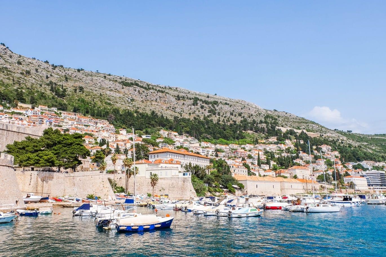 Dubrovnik Unterkunft Stadtteil Guide Hotels Ferienwohnungen