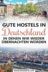 Gute Hostels in Deutschland