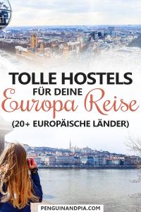 Tolle Hostels in Europa