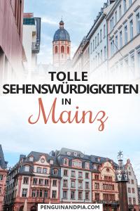 Sehenswürdigkeiten in Mainz