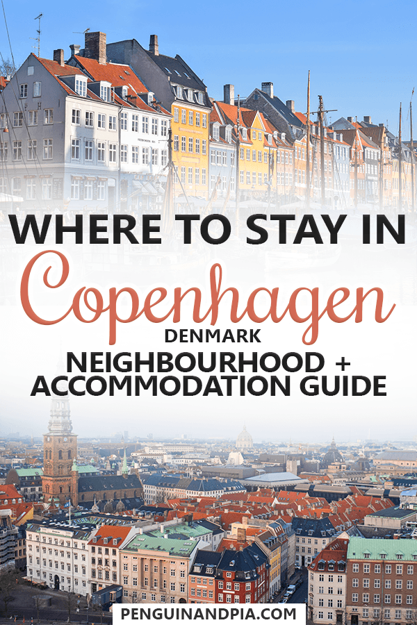 Where to stay in Copenhagen, Denmark