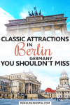 Classic Attractions in Berlin Germany