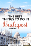 The Best Things to Do in Budapest Hungary