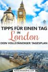 Tipps für einen Tag in London
