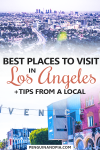 Best Places to visit in Los Angeles
