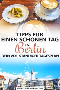 Berlin An Einem Tag