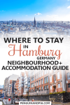 Where to stay in Hamburg Germany