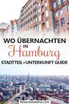 Wo übernachten in Hamburg
